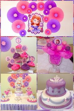 Sofia the first party #sofiathefirst