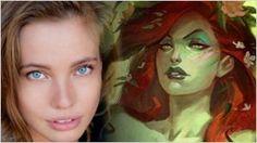'Gotham City Sirens': Stephanie Corneliussen ('Mr. Robot') se ofrece para ser Hiedra Venenosa