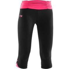 Under Armour Women's Shatter II Capri ( I have these exact capri's!) They are amazing! #underarmour