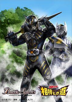 Kamen Rider Ryuki, Power Rangers, Deadpool, Knight, Avengers, Battle, Anime, Superhero, Fictional Characters
