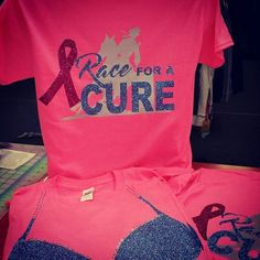 Race for a cure.
