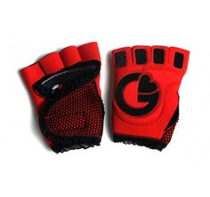 """Moulin Rouge G-Loves workout gloves.  This style is """"Lingerie for the Hand""""!"""