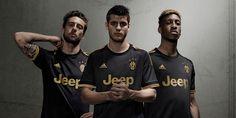 Adidas Juventus 15-16 Kits Released - Footy Headlines