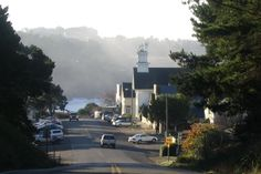 Mendocino ~ California