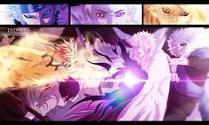 naruto sasuke obito second hokage fourth hokage