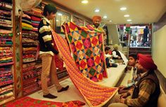 Reclaiming the Lost Embroidered Garden: The Bagh and Phulkari Embroideries of Punjab - Garland Magazine