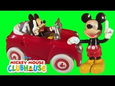 Mickey Mouse Clubhouse City Car Disney Store Fun Kids Toy Vieos - YouTube