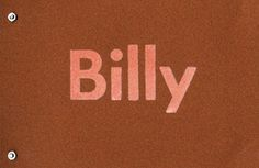 """Billy Al Bengston [Exhibition catalogue]  by Billy Al Bengston and James K. Monte.    Los Angeles: Los Angeles County Museum of Art, 1968.     Limited edition of 2500 copies.    """"Billy"""" is a recent addition to the library's Edward Ruscha Rare Books Collection.    It is a catalogue designed by Edward Ruscha, 1937 - , for an exhibition of paintings by his good friend Billy Al Bengston, 1934 - , held at the Los Angeles County Museum of Art, 26 November 1968 - 12 January 1969."""