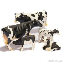Old and new figures Farm Animals, Animals And Pets, Dinosaur Toys For Kids, Schleich Horses Stable, Cow Toys, Bryer Horses, Holstein Cows, Best Friend Drawings, Pig Farming
