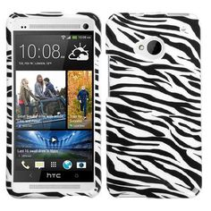 #Android #phone #htc m7 Black/White Zebra Skin Hard Protective Cover Case AT&T Sprint TMobile HTC One M7 5.38       Item specifics    									 			Condition:  												 																	 															  															 															 																New: A brand-new, unused, unopened,...