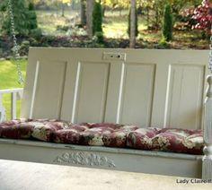repuropsing old doors | Repurposing Old Doors by Stylish Patina | Bob Vila Nation