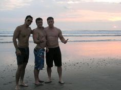 Evan Starkman. Kenny Santucci. Johnny Bananas. MTV Challenge