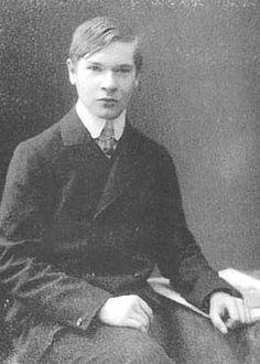 Georg Trakl : Im Osten Georg Trakl, One Decade, Close Proximity, Book Writer, 20 Years Old, World War I, Vintage Men, Literature, Film