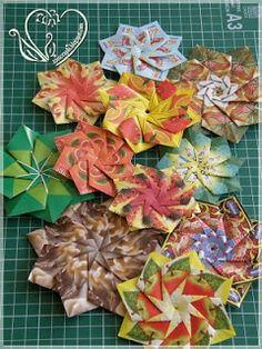 Kurs – tea bags folding czyli herbaciane rozetki | Papierowe wariacje Asiola
