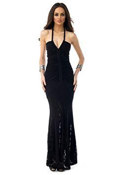 SKY Women's ONYDA Maxi Dress Black