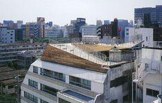 Secondary Landscape by Masahiro Harada + Mao Harada / Mount Fuji Architects Studio