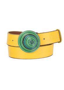 Pasek DESIGUAL circle buckle