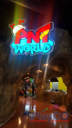 Great new install for iPlayCO - Ant World is here. Great theming and fun events. At iPlayCO, we welcome the opportunity to build new relationships and. Kids Play Equipment, Commercial Playground Equipment, Kids Indoor Playground, Playground Design, Best Commercials, Toddler Play, Fun Events, Creative Play, New Relationships