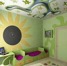 3d-ceiling-designs-kids-rooms
