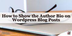 Content Marketing, Digital Marketing, Wordpress Theme, Author, How To Get, Posts, Reading, Followers, Blogging