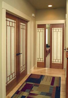 It's a pity that they stopped making lamps. Doors, Shoji Doors, Shoji Screen, Screen Door, Closet Redo, Tree Designs, House, Front Porch Lighting, Home Renovation