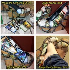 Vote for my DYI Magic the Gathering Shoes http://atlanticcitynj.com/showusyourshoes.aspx#/pixlee-photo/7440694  @VisitAC  @LemonLimit I made this shoes in  Feb 2013. see more pictures here https://www.facebook.com/media/set/?set=a.522737324444100.1073741830.518546898196476=1=34b07f4d17