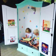 Refurbished Furniture, Repurposed Furniture, Kids Furniture, Furniture Makeover, Jungle Bedroom, Daycare Rooms, Reading Nook, Kidsroom, House Colors