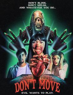Não se Movaé um curta de terror produzido no Reino Unido em 2013. O filme tem 14 minutos e mostra um grupo de seis amigos, que após uma rodada no conhecido tabuleiroOuija, usado para se comunica…