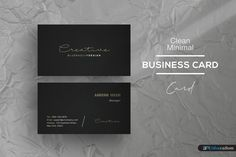I will create stunning business cards and stationery – FiverrBox Minimal Business Card, Unique Business Cards, Professional Business Cards, Business Card Design, My Design, Modern Design, Spot Uv, Letterhead, Design Process
