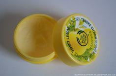 Sweet Lemon Lip Butter | The Body Shop