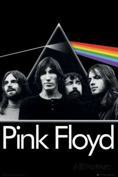 Pink Floyd-Prism Poster bei AllPosters.de