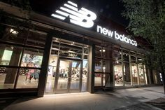 Project: New Balance, Boston Landing - Retail Focus - Retail Blog For Interior…