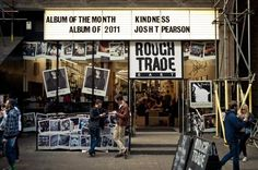 Recommended record shops