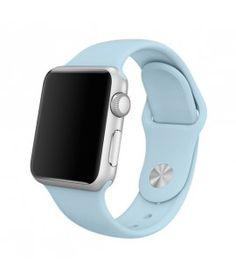 Bracelet Apple Watch 38mm Turquoise S/M et M/L
