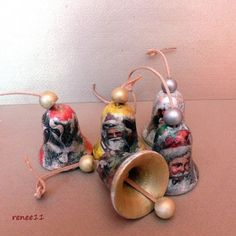 Drewniane dzwoneczki