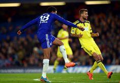 Rémy (x2)  (Chelsea 6 Maribor 0)