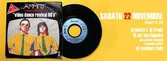 Video dance revival 80's Sabato 22 Novembre, start h 22:00