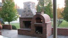 How to Build a Pizza Oven - Pictures by BrickWoodOvens.com  This company has a foam form to assist in the building process.