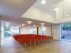 5osA: [오사] :: *커뮤니티 센터 [ netzwerkarchitekten ] St. Gallus Community Centre