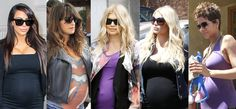 16 Celebrity Baby Bumps