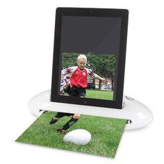 Photo To iPad Scanning Dock