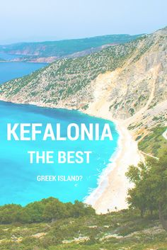 Is Kefalonia the best Greek island to visit? Too many to choose from? Click to see our thoughts on cephalonia.