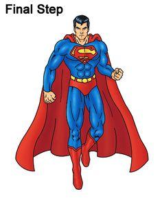 -Superman- by Kaufee on DeviantArt Superman Hair, Superman Man Of Steel, Action Comics 1, Dc Comics, Superman Drawing, Steel Dc, Superman Costumes, Superhero Capes, Favorite Cartoon Character