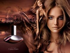 First discovery of Natalia Vodianova.  A fragrance I loved to smell but which doesn't suit me.