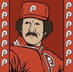 A new style  @phillies legend Mike Schmidt.  #art #Design #digitalart #digitaldesign #instaart #phillies #philadelphia #mlb #baseball #sports
