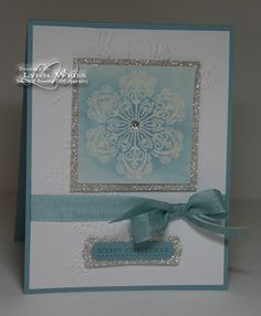 LW Designs: Mixed Bunch Snowflake
