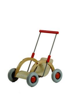 Nachziehtier Motorik-Spiel Holzspielzeug wooden pull-toy tortue tir Zieh-Tier Holzspielzeug