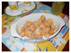 gnocchi fritti dolci ottimi per tutte le feste