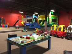 Childrens World Indoor Playground