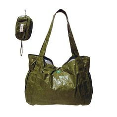 Reusable Bag Cargo Olive now featured on Fab. (reg. $29)